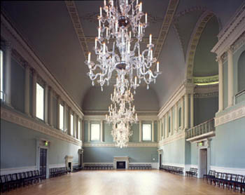 The Ball Room at the Assembly Rooms
