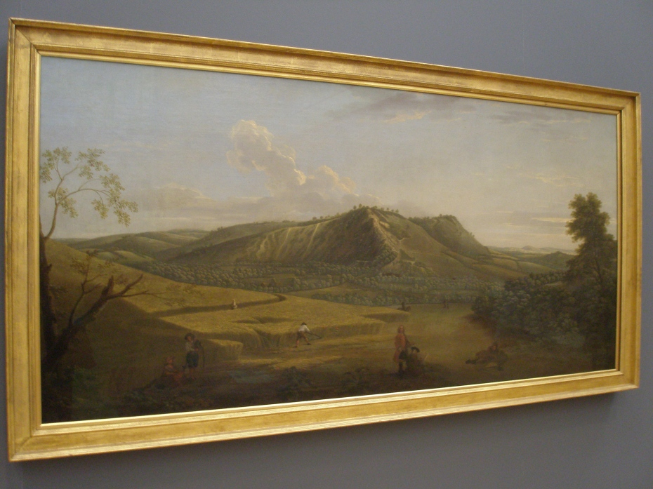 Box Hill, at Tate Britain Museum