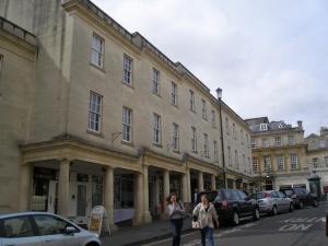 Barton Street Colonnade