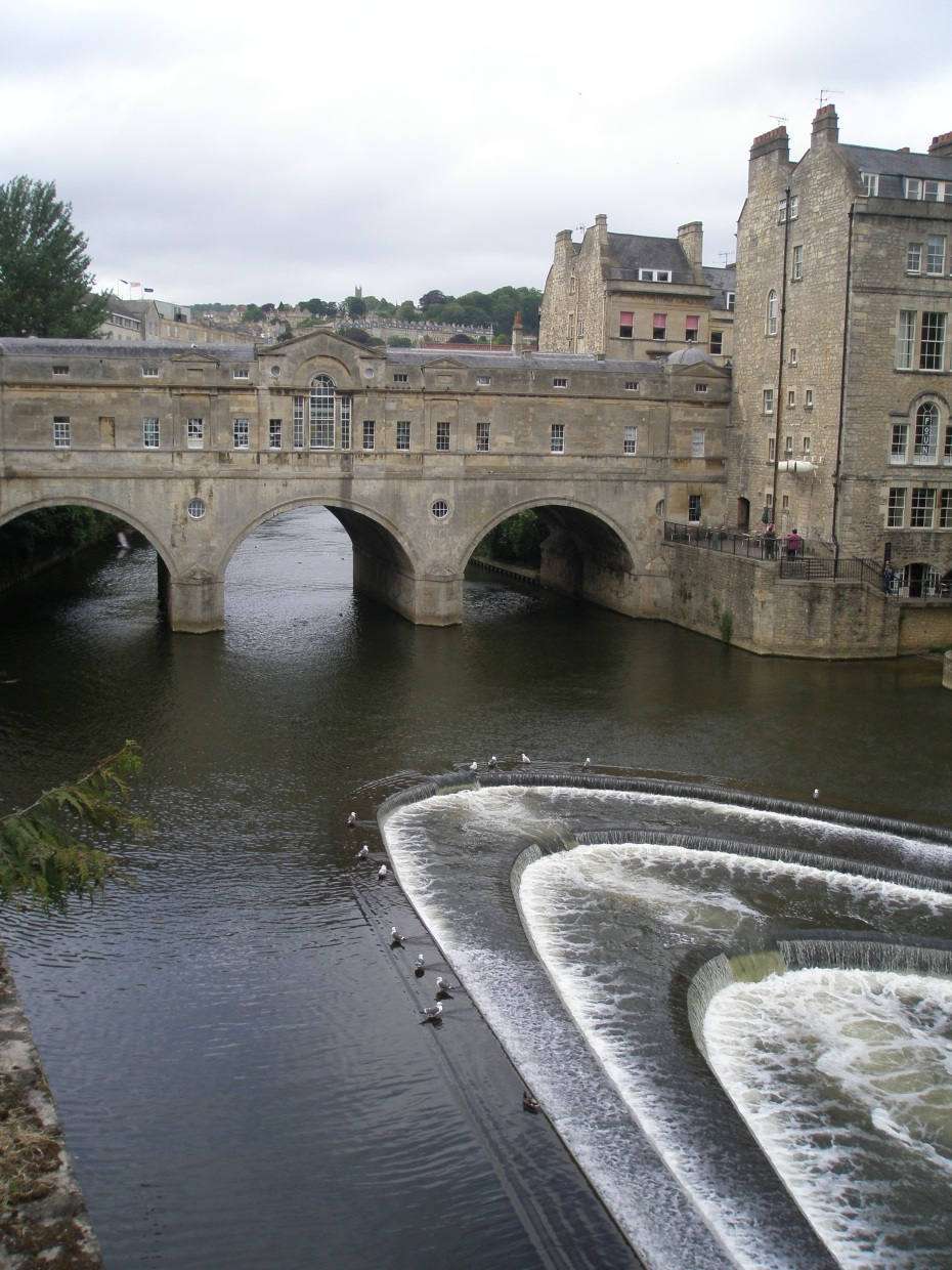The Weir at Pulteney Bridge