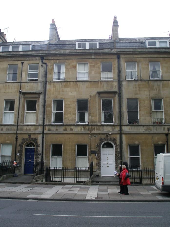 #4 Sydney Place, Bath