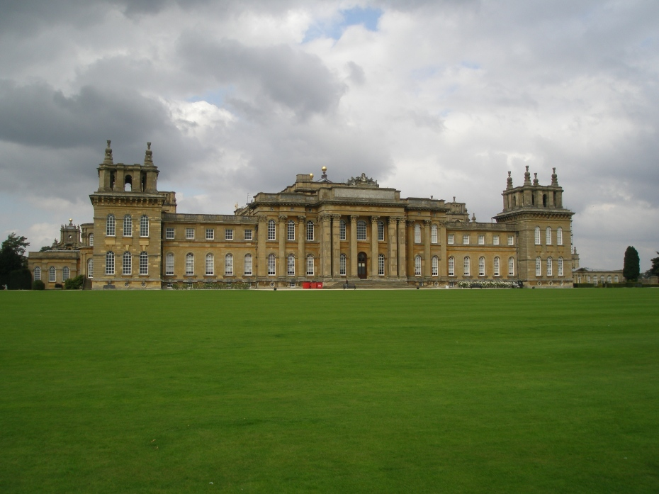 Blenheim Palace, Woodstock, England