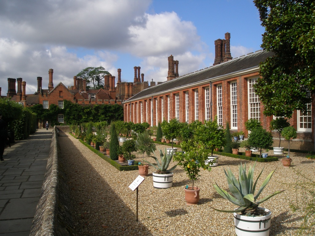 The Lower Orangery Garden