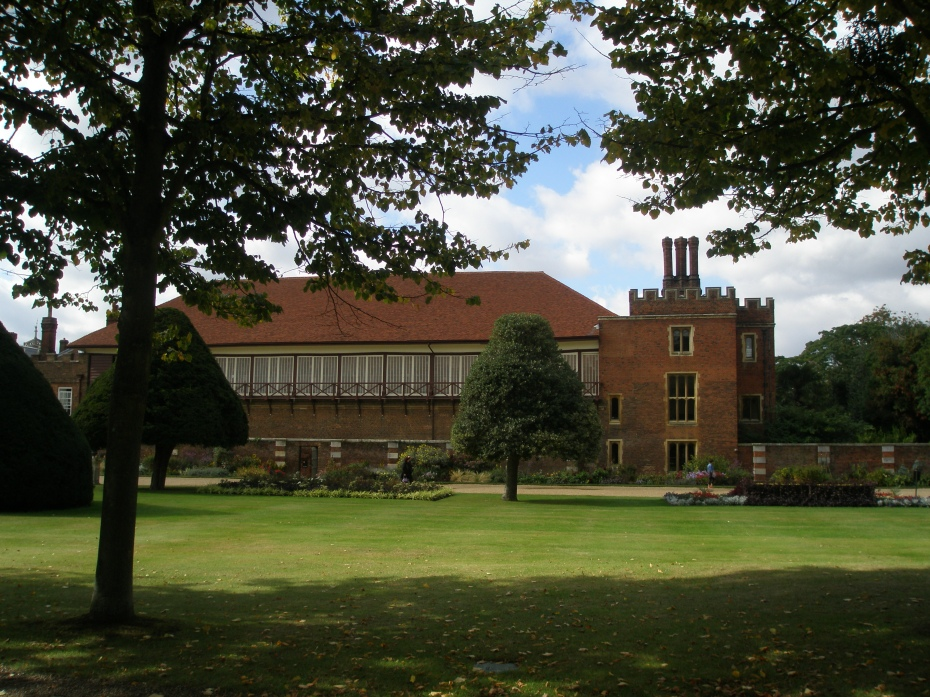Henry VIII's Tennis Courts