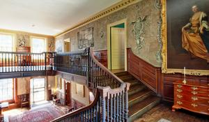 Jeremiah Lee Mansion Interior