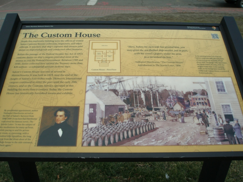 National Parks: The Custom House