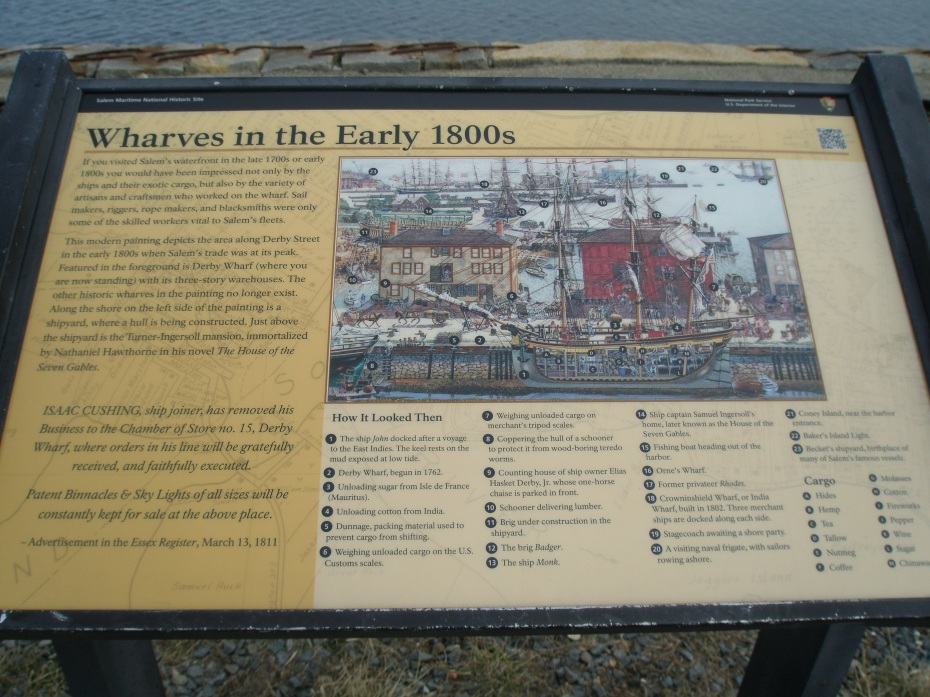 National Parks: Wharves