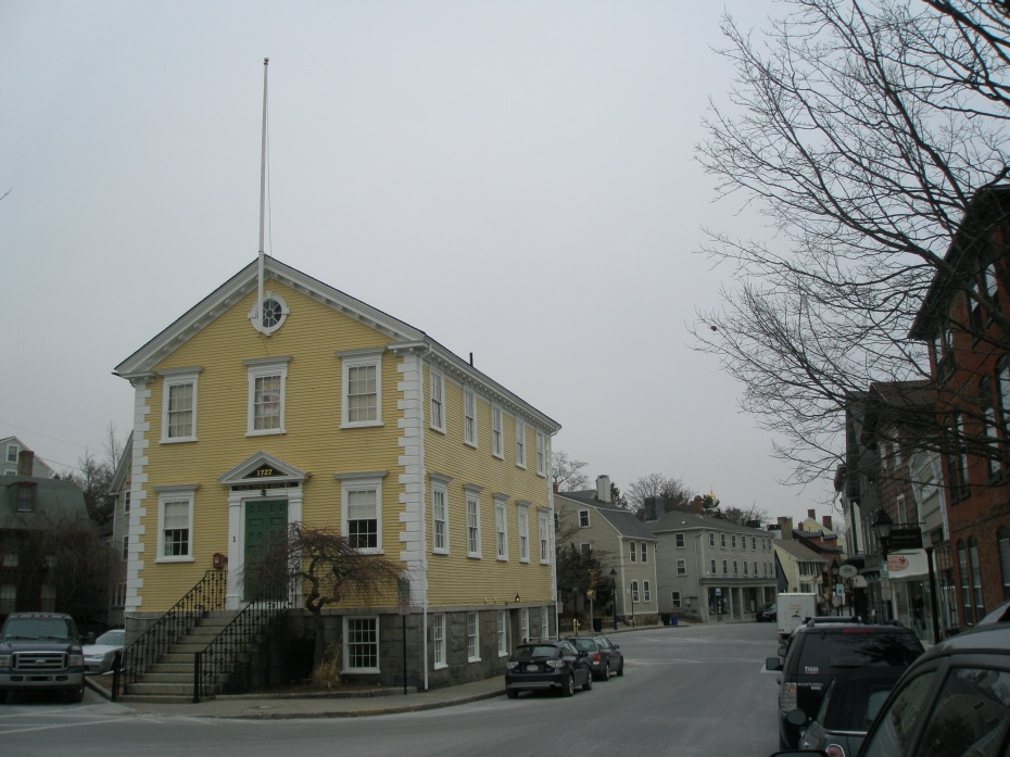 The Village of Marblehead, Massachusetts
