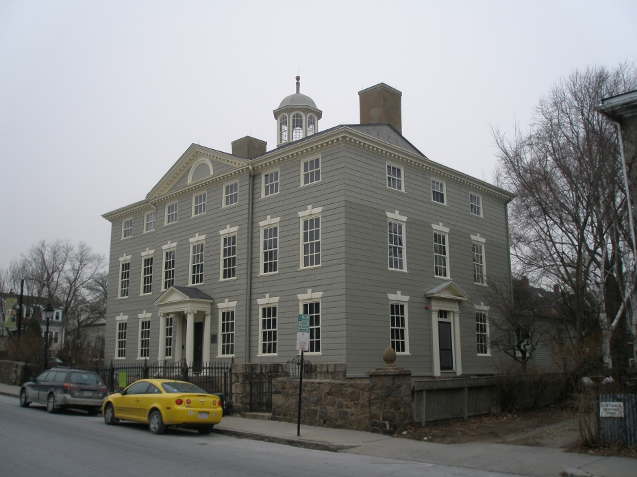 Jeremiah Lee Mansion