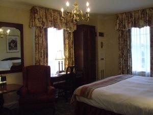 Hotel Hawthorne room