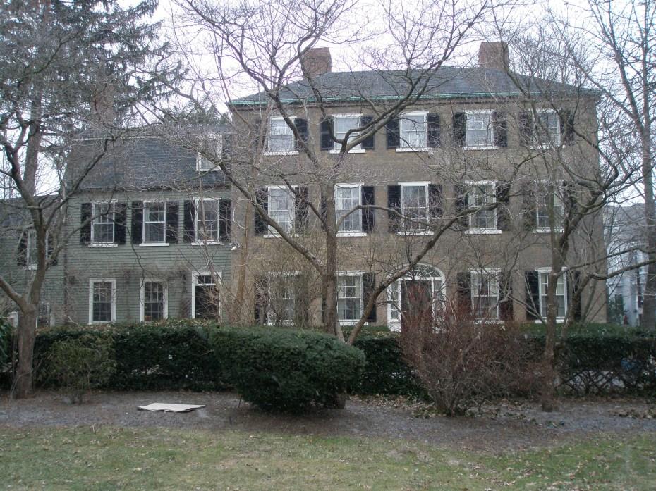 Gregg-Stone House. #8 Chestnut Street.