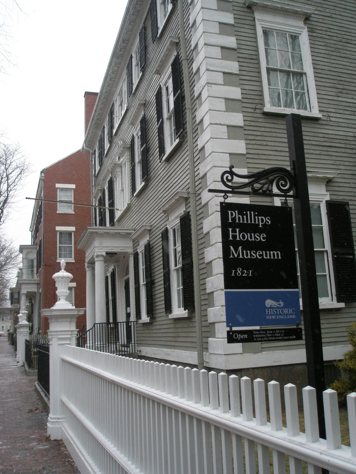Phillips House Museum