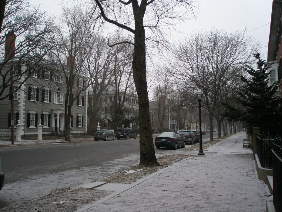 Chestnut Street, Salem, Massachusetts