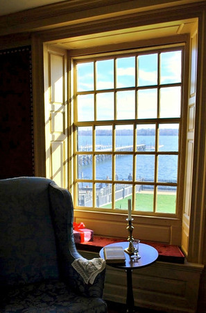 View of Salem Harbor from Master Bedroom