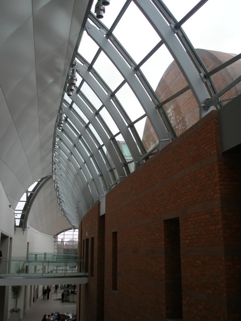 Atrium--Roof Detail