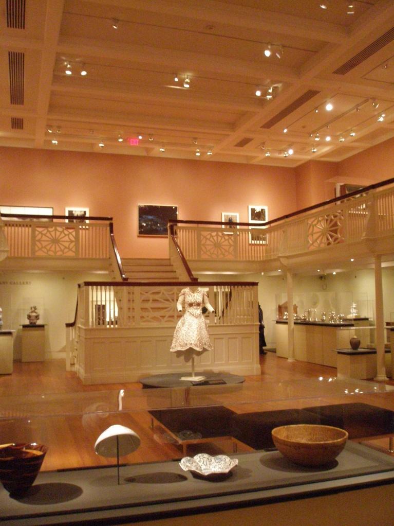 2nd floor American Art Gallery
