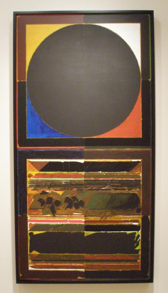 S.H.Raza. BINDU LA TERRE. 1983