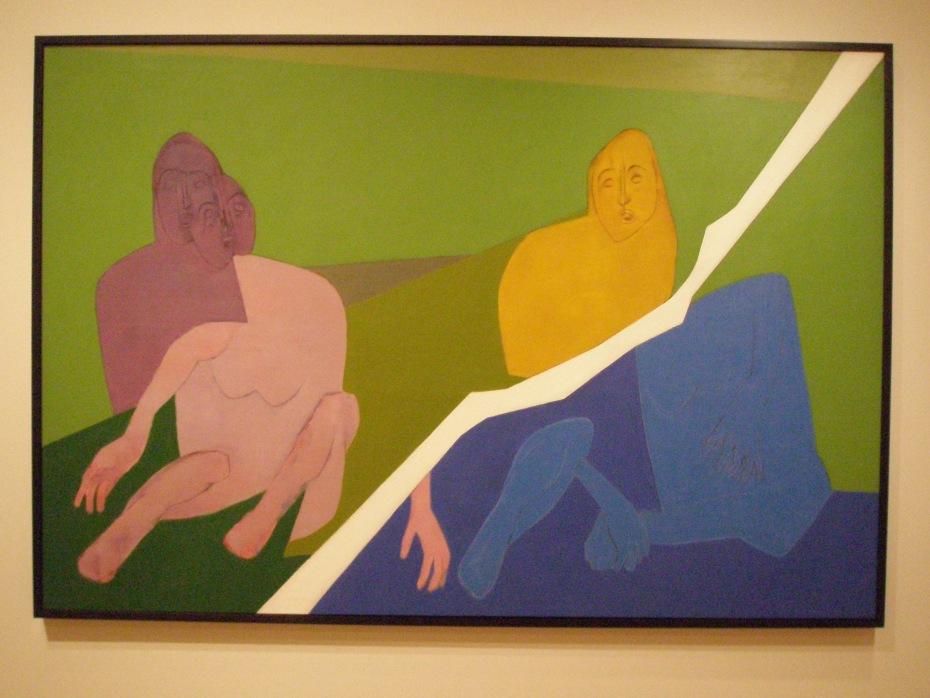 Tyeb Mehta. UNTITLED. 1973