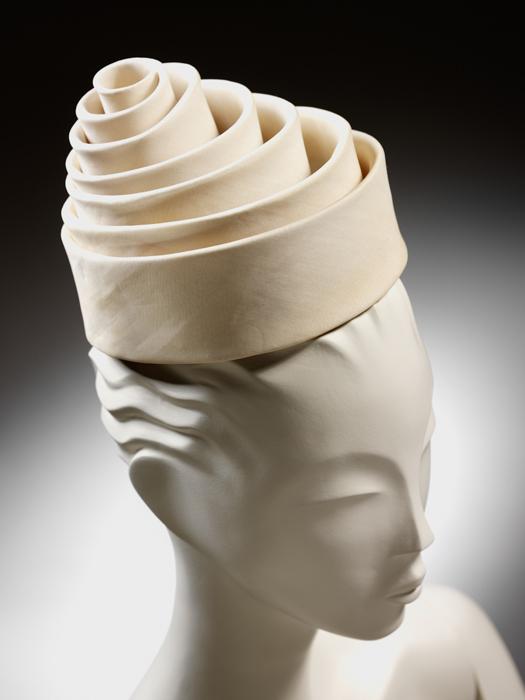 Balenciaga hat.