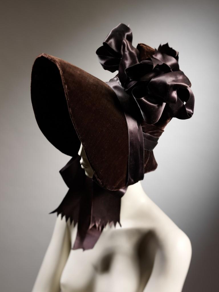 Velvet Bonnet.