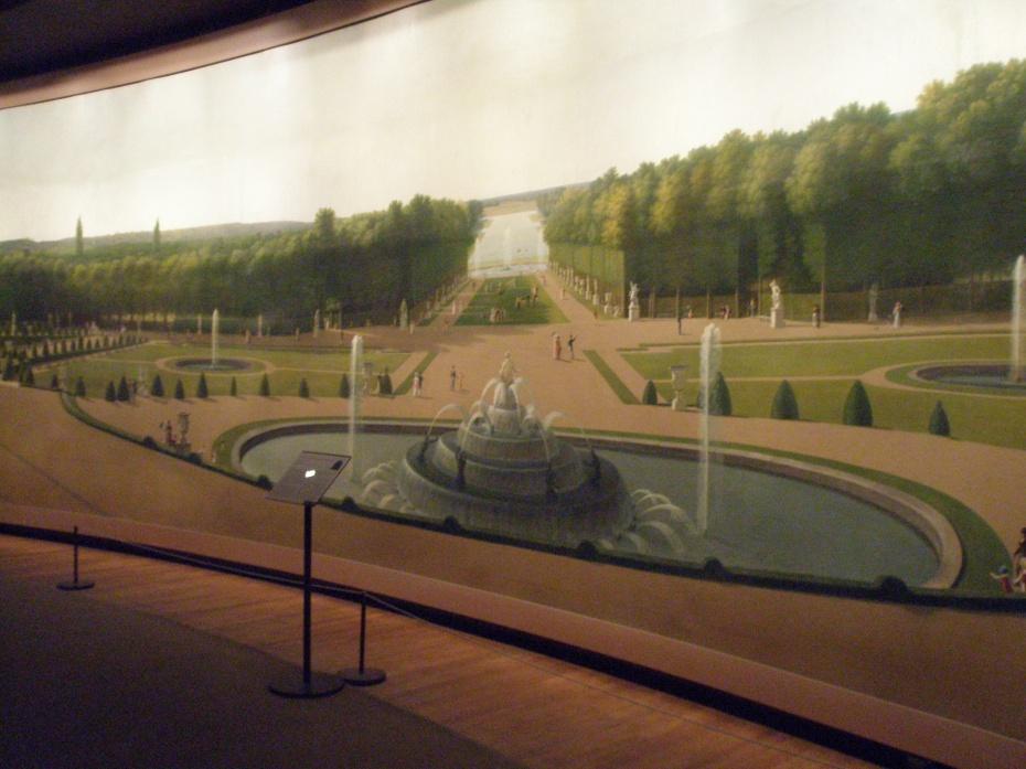 A Virtual Versailles in Manhattan