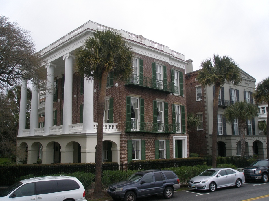 Robert William Roper House, 9 East Battery.