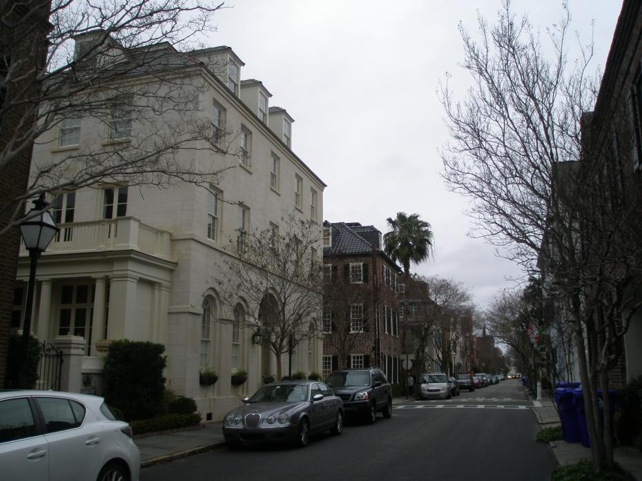 Another rainy streetscape