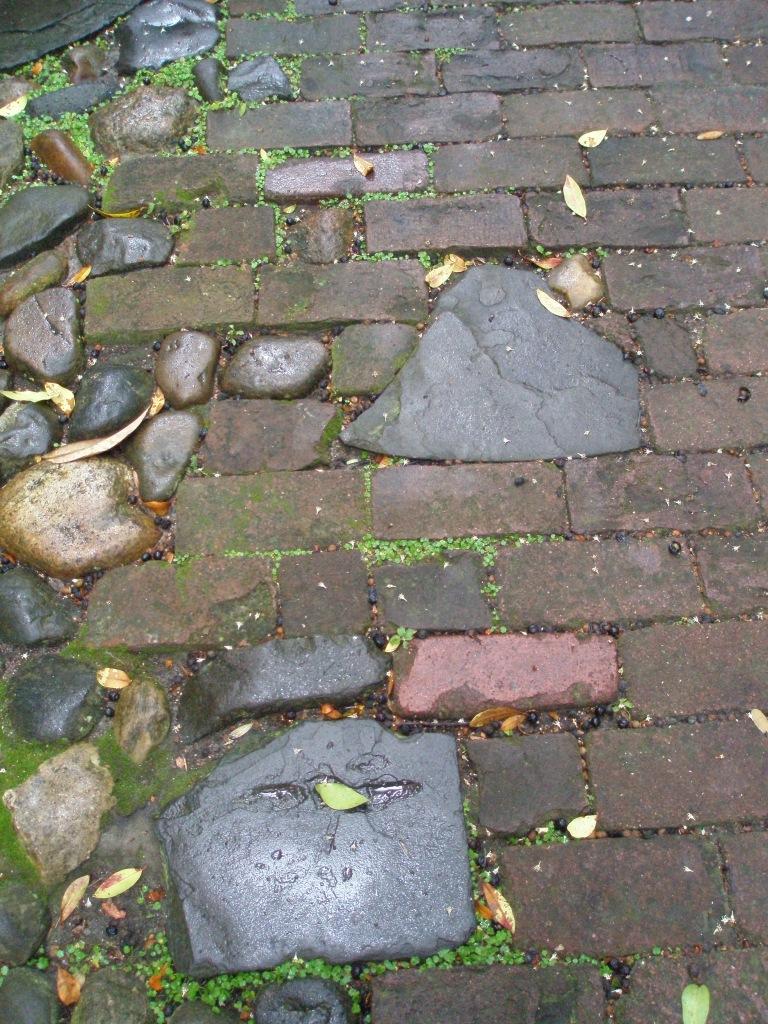 Philadelphia Alley pavement