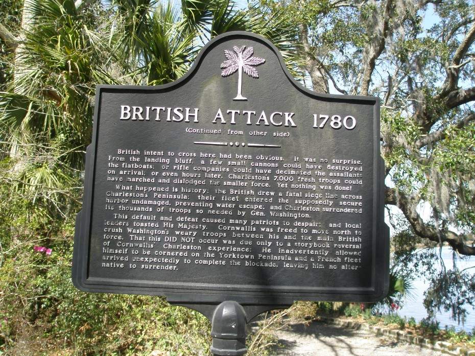Riverbank Plaque--Story continued, on Side Two
