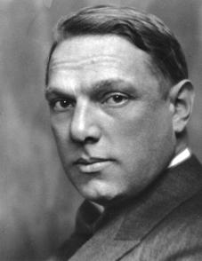 Landscape Architect Fletcher Steele--in 1925.