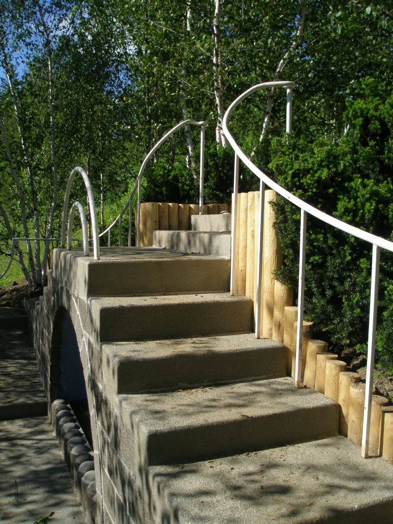Detail of Stairs