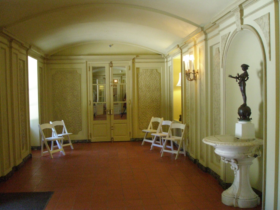 Ground Floor Entrance Hall