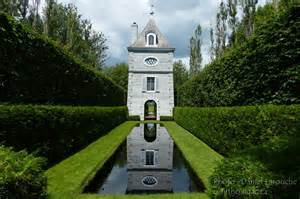 A tiny bit of Frank Cabot's garden in Quebec: Les Quatre Vents (The Four Winds)