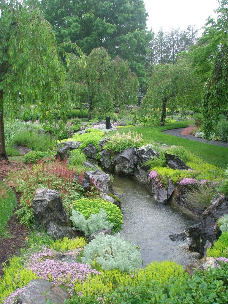 The Brook Garden