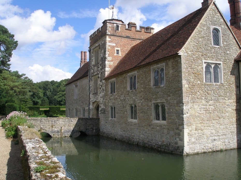 The Gatehouse Tower and West Front