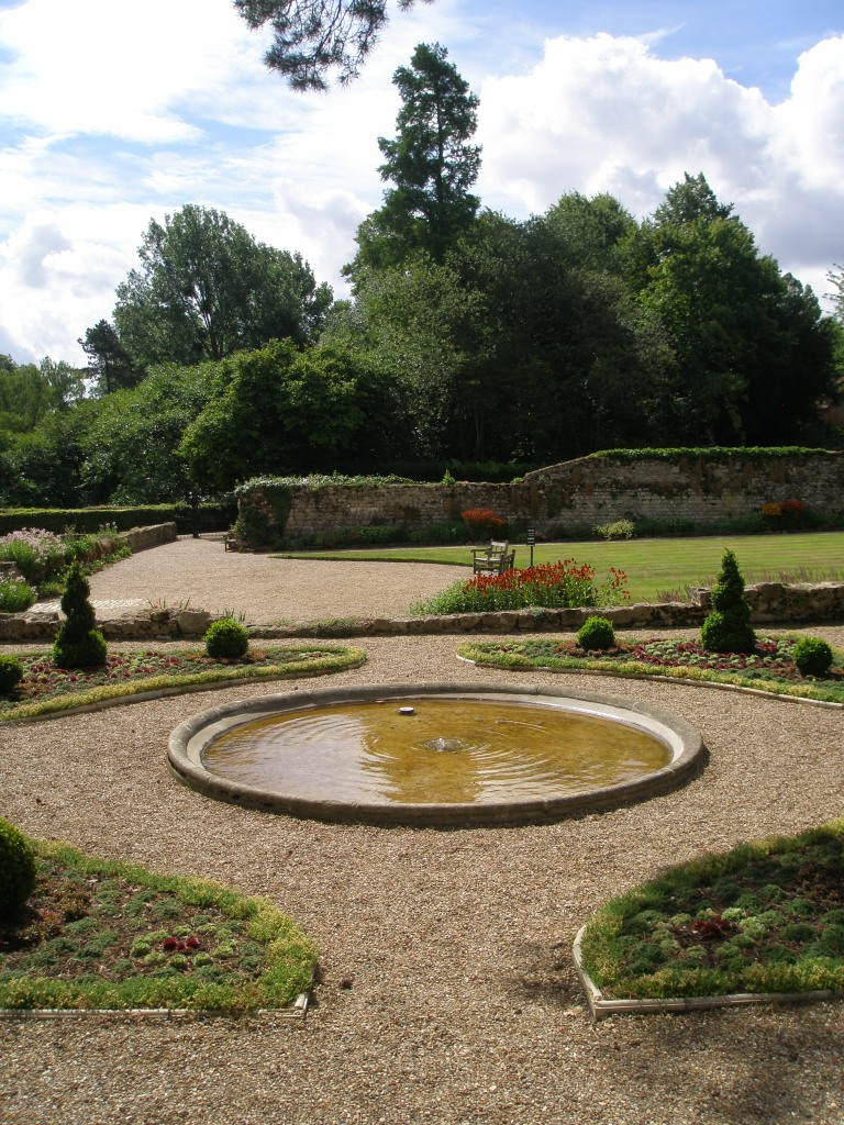 Another view of the Formal Garden