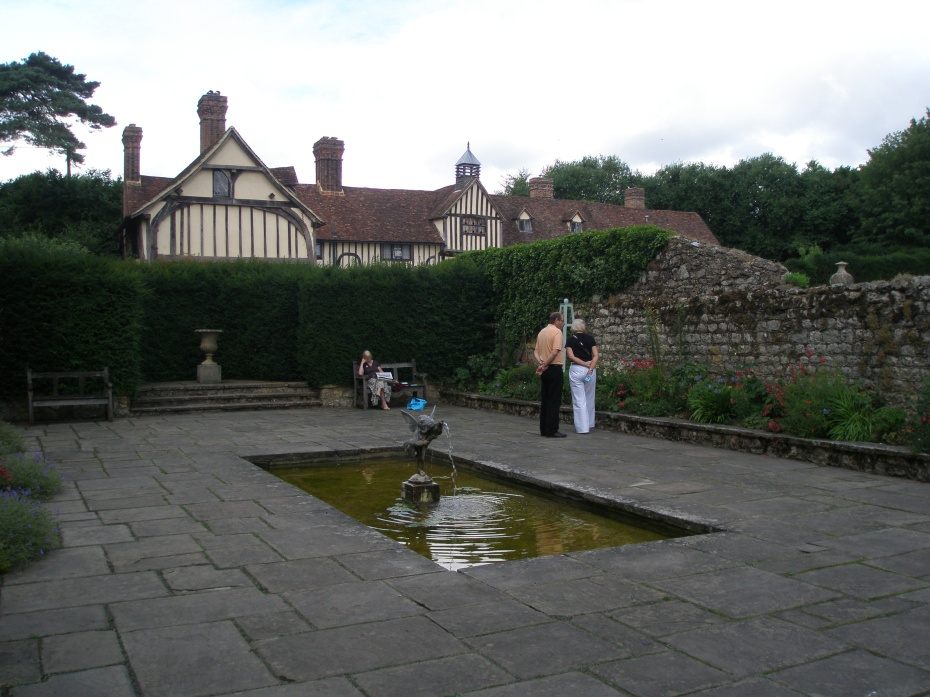 The Walled, Pool Garden, adjacent to The Cottages