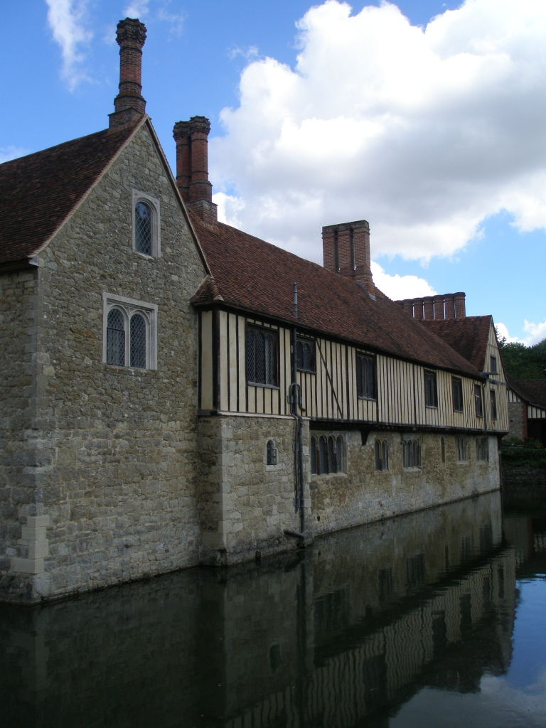 The South Front Moat