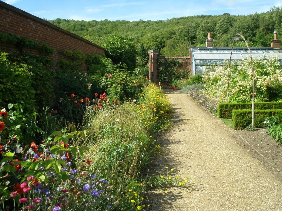 A cutting garden