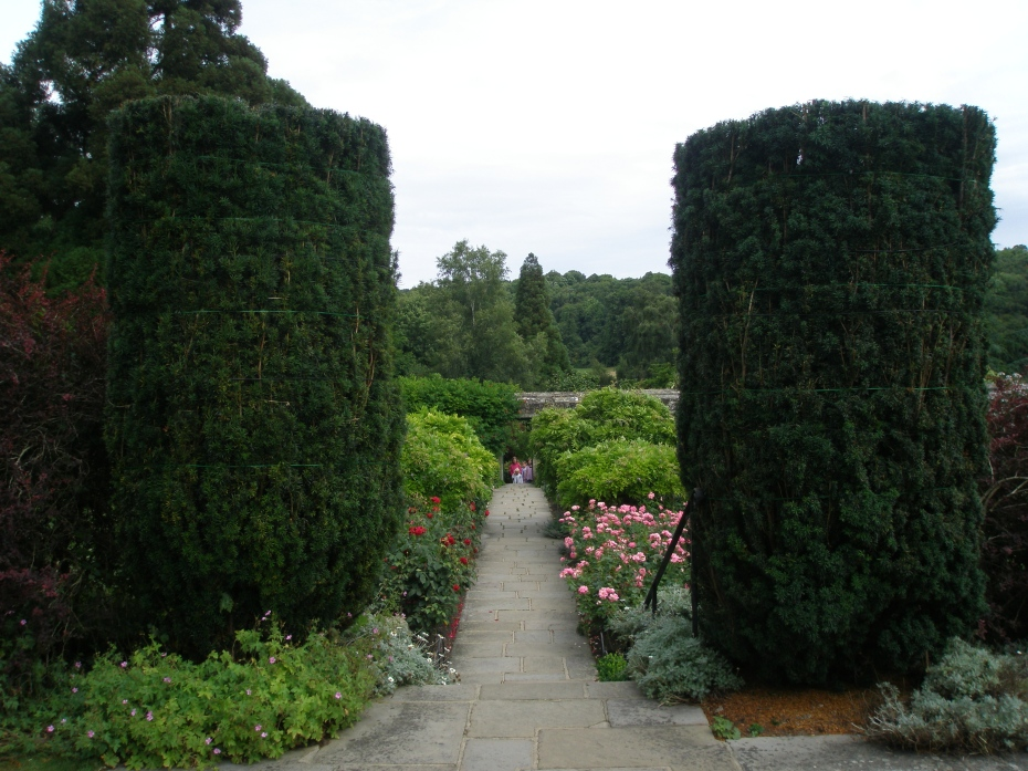 As we concluded our visit, we passed once again through Lady Churchill's Rose Garden. Our last look at Chartwell was as beautiful as the first had been.