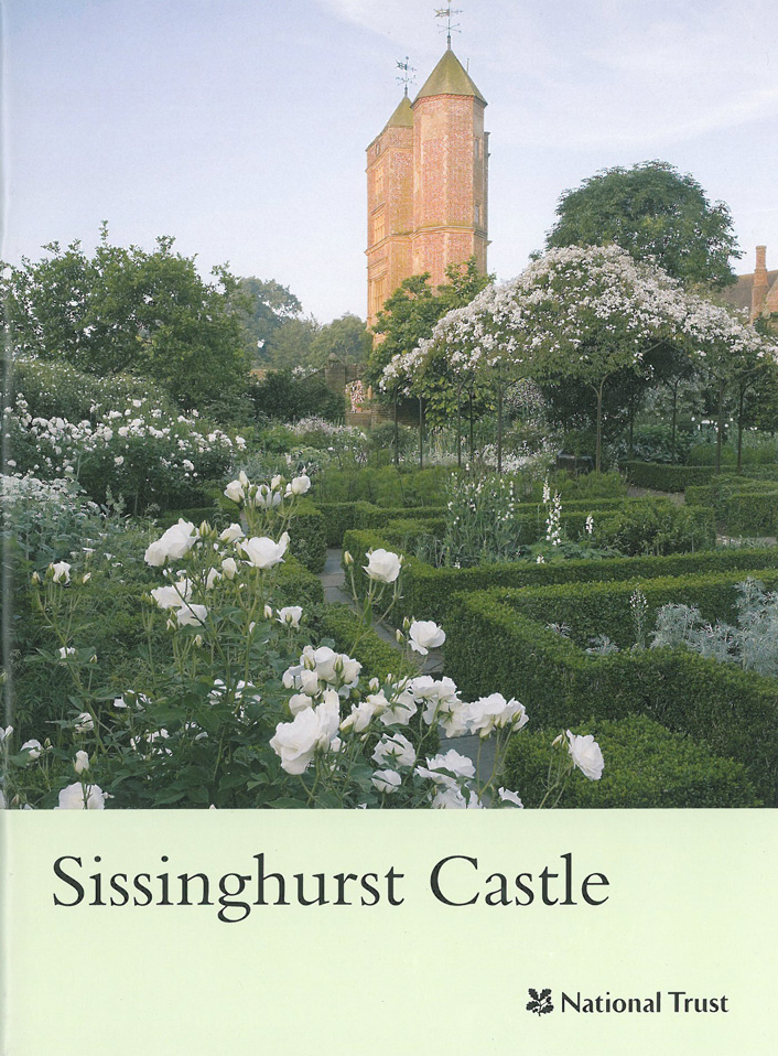 The gardens at Sissinghurst Castle, which were planted in the 1930s, are among the most famous gardens in England. Image courtesy of The National Trust.