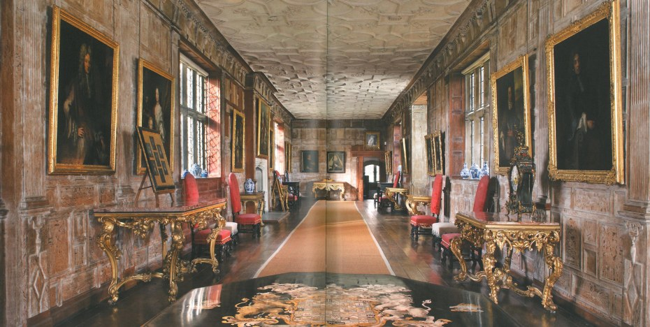 The Long Gallery. Image courtesy of Penshurst Place.