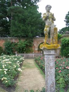 A Rose Garden Satyr