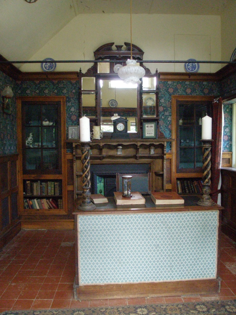 The Arthur Conan Doyle Museum at Groombridge Place