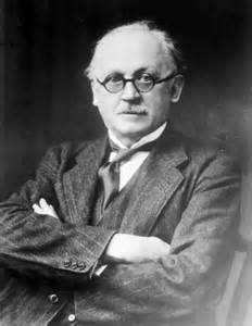 Architect Edwin Lutyens (born 1869, died 1944)