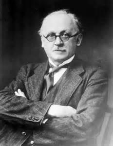 Architect Edwin Lutyens (born 1869, died 1944)