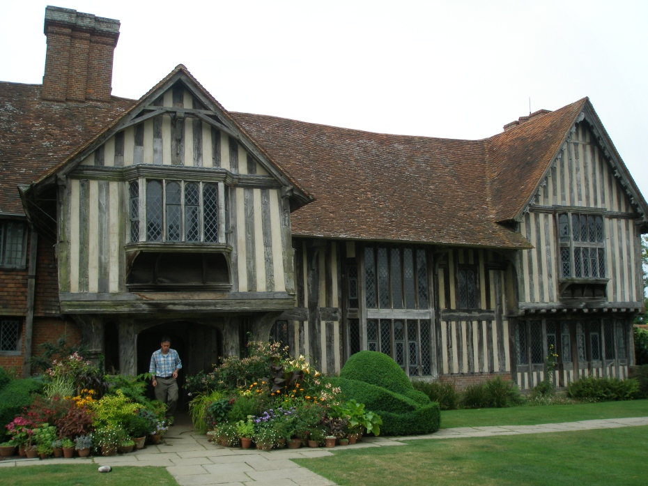 These portions of the House date from the 15th and early 16th centuries.