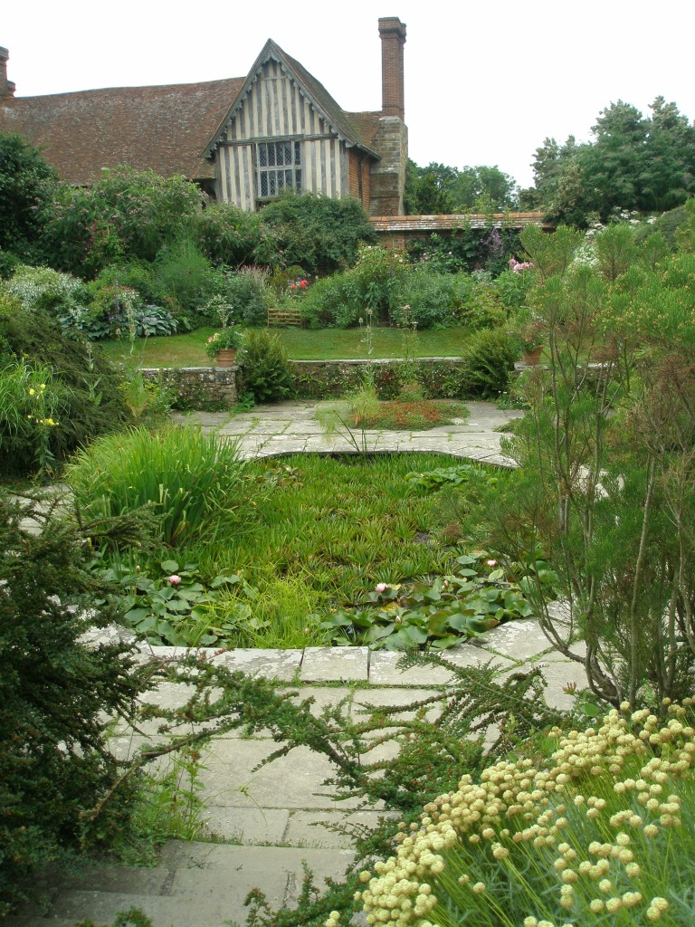 The Pool, in the Sunk Garden