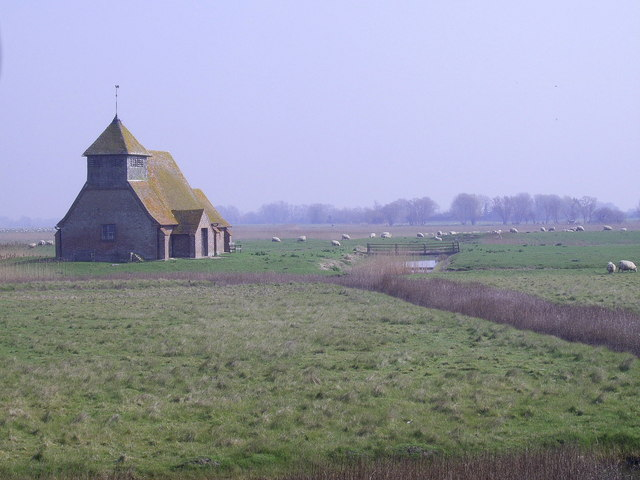 Another photographer's view of St.Thomas Becket Church