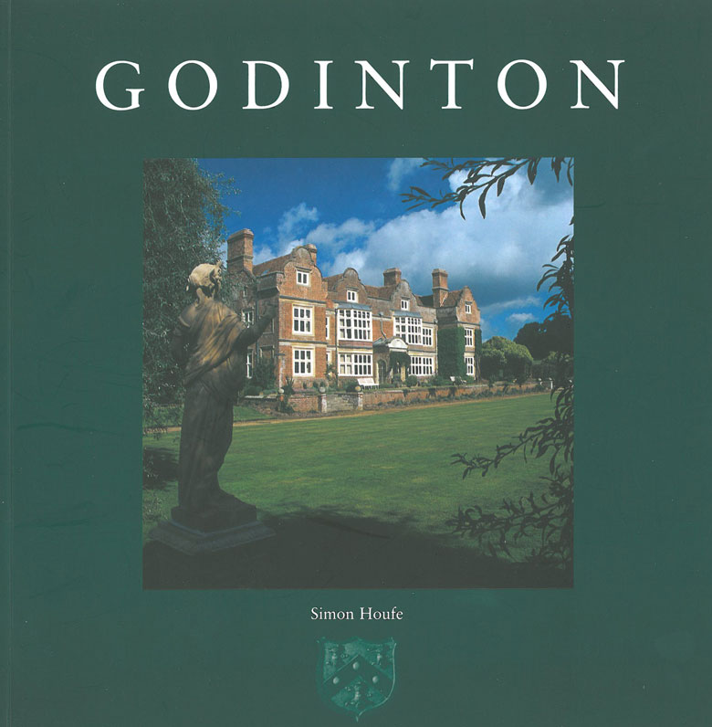 Godinton House & Gardens. A house has been on this property, since the end of the 14th century. Image courtesy of Godinton.